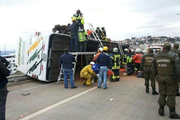 Municipio de Talcahuano deberá pagar millonaria indemnización a padre de niña que murió en accidente