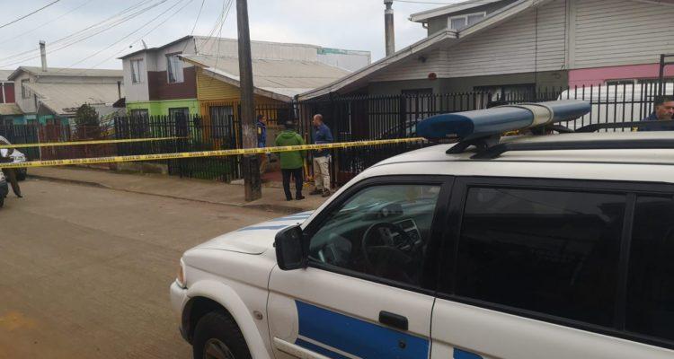 Hombre muere y su padre queda herido al enfrentarse a asaltantes que entraron a casa en Talcahuano