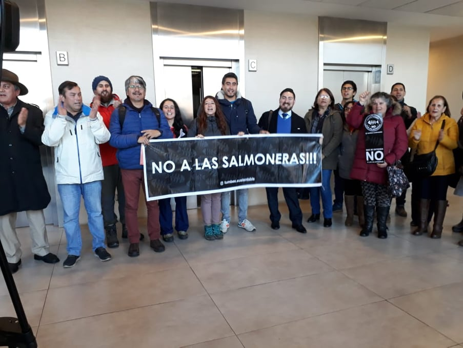 La ONG de Conservación presentó denuncia contra Proyecto