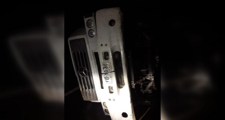 Conductor de camión muere tras volcar en acceso norte a Concepción