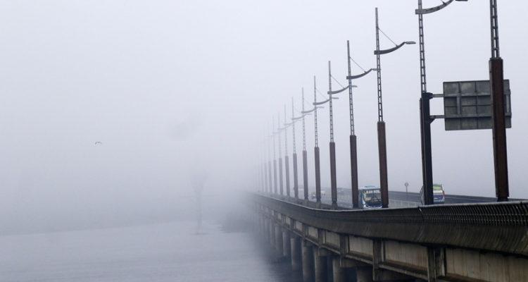 Concepción registra su temperatura más baja del año: se aproximan vientos de hasta 60 km/h