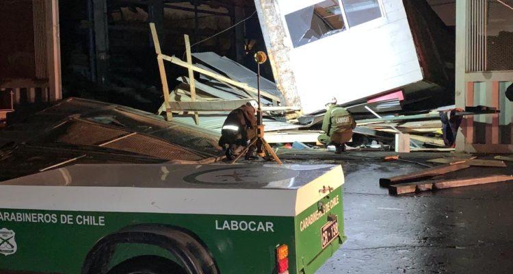 Presentan querella por muerte de única víctima fatal que dejó paso de tromba por Talcahuano