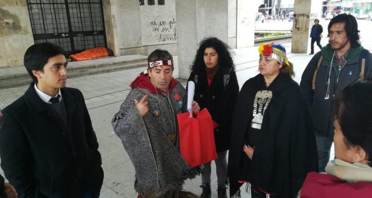 Comunidad mapuche presenta acción legal: asegura sentirse amenazada por proyecto GNL Penco