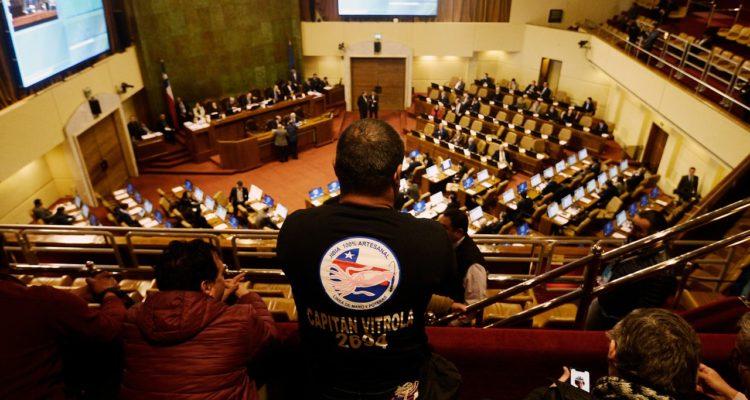 Bío Bío: sólo 2 de 4 diputados que impulsaron aplazar inicio de Ley de la Jibia votaron a favor