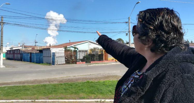 Estudio revela presencia de metales pesados en techos de casas en población Libertad de Talcahuano