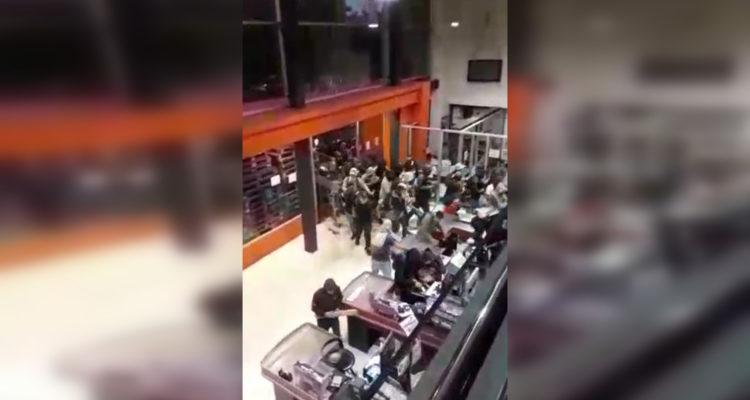 En cerca de $35 millones fueron evaluados los daños a tienda Kamadi que fue saqueada en Concepción