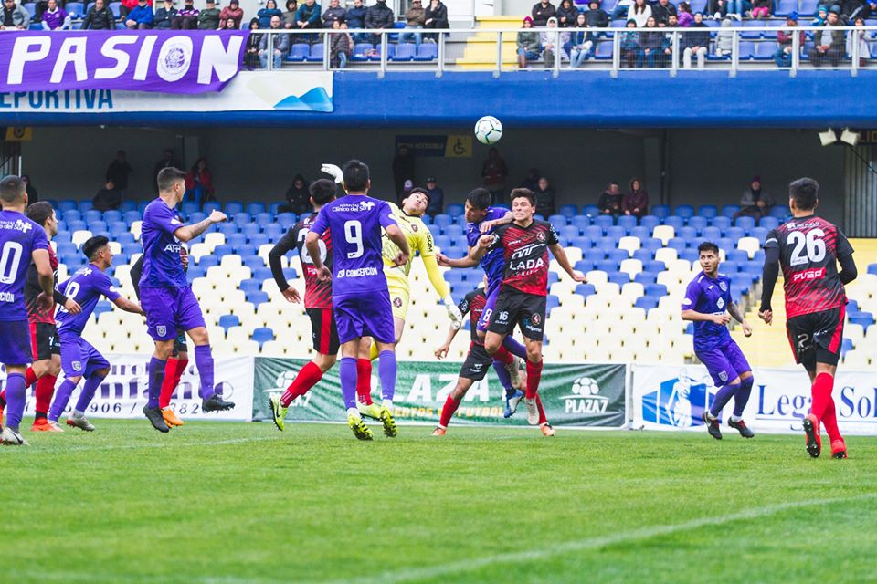 25 mil personas y sin carabineros: Deportes Concepción alista el sueño del ascenso ante Limache
