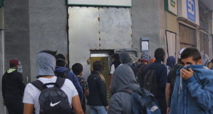 Corte de Concepción revisa recurso de amparo por prisión preventiva contra dos imputados por saqueo