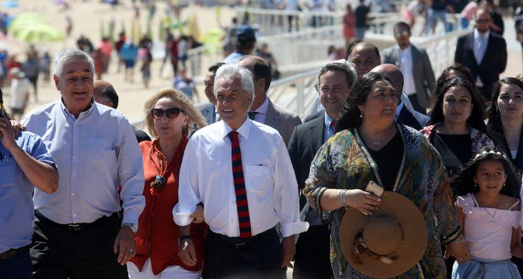 Aniversario 27-F: Piñera se reunirá con familia de víctima en Dichato y dejará ofrenda en Talcahuano