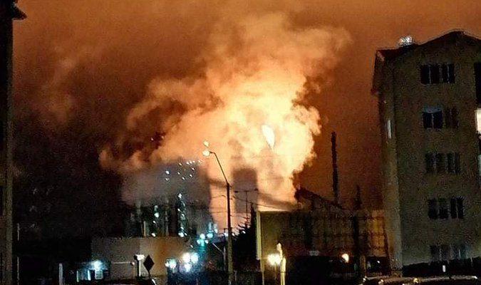 Seremi de Energía llama a la calma por llamarada en chimenea de ENAP en Hualpén