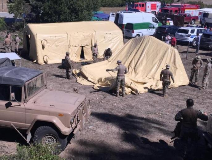 Infantería de Marina se sumará a las labores de búsqueda de niño perdido en Arauco