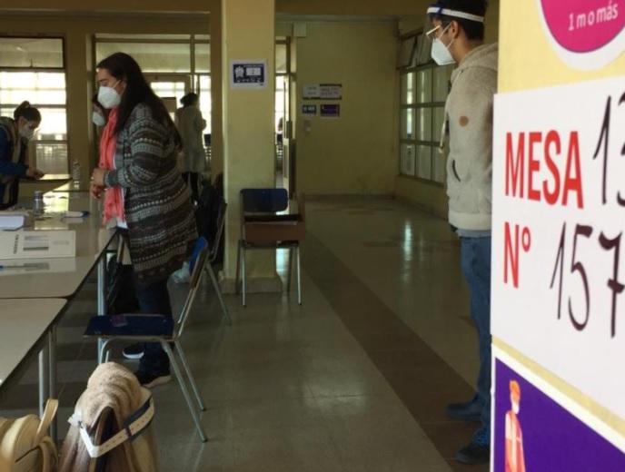 El Biobío sumó siete nuevos locales y 140 mesas para las elecciones del 10 y el 11 de abril