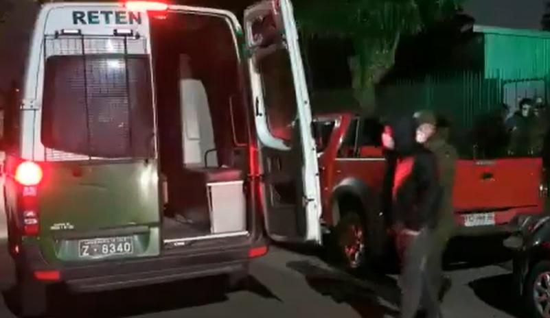 Fiesta clandestina terminó con ocho personas detenidas en Concepción