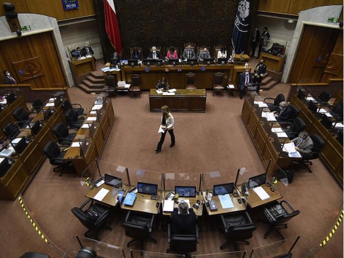 Senado inicia hoy la revisión del retiro del tercer 10%