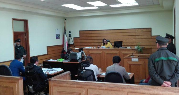 Dejan en prisión preventiva a uno de los dos detenidos por robar $900 millones en Talcahuano