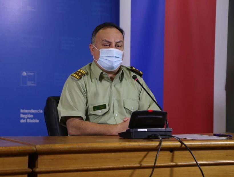 Carabineros reporta aumento de detenciones en reuniones sociales en la última semana en el Biobío
